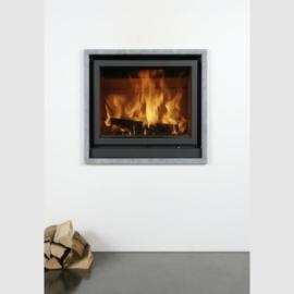 caminetto a legna interno casa Stuv 16-78 IN in vendita a Rimini