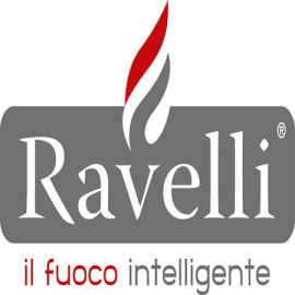 Stufe a pellet Ravelli